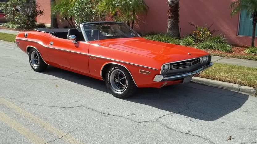 1971 Dodge Challenger Convertible 383 CI, Automatic presented as lot T326 at Kissimmee, FL 2013 - image7