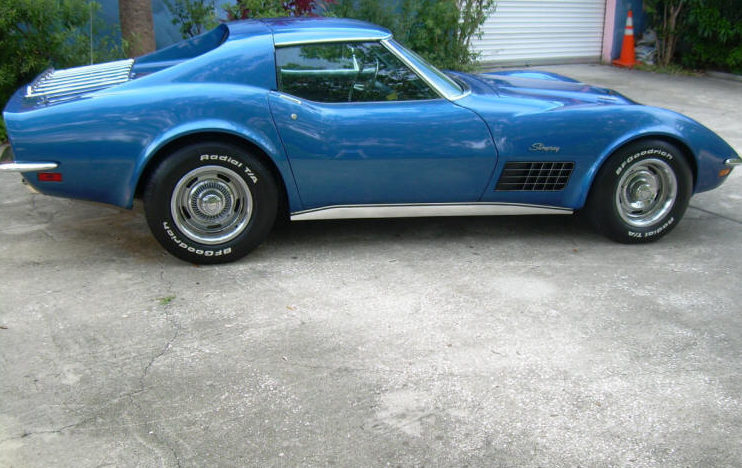 1970 Chevrolet Corvette Coupe 454 CI, 4-Speed presented as lot T328 at Kissimmee, FL 2013 - image2