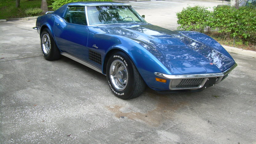 1970 Chevrolet Corvette Coupe 454 CI, 4-Speed presented as lot T328 at Kissimmee, FL 2013 - image6