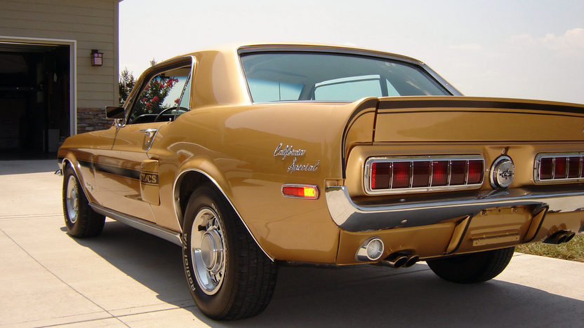 1968 Ford Mustang California Special 347/300 HP, Automatic presented as lot F14 at Kissimmee, FL 2013 - image5