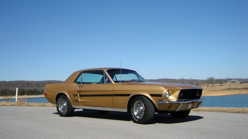 1968 Ford Mustang California Special 347/300 HP, Automatic presented as lot F14 at Kissimmee, FL 2013 - image6