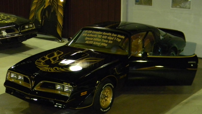 1978 Pontiac Trans Am Bandit 400 CI, 4-Speed presented as lot F19 at Kissimmee, FL 2013 - image6