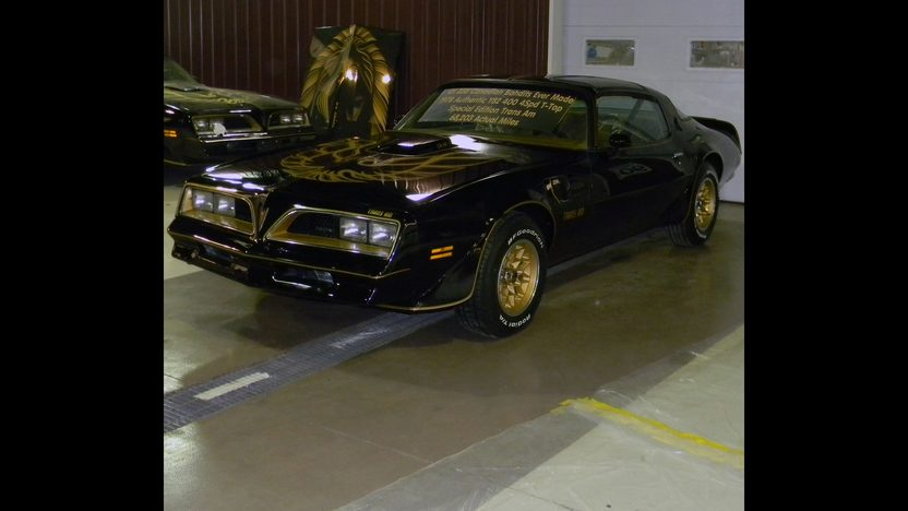 1978 Pontiac Trans Am Bandit 400 CI, 4-Speed presented as lot F19 at Kissimmee, FL 2013 - image8