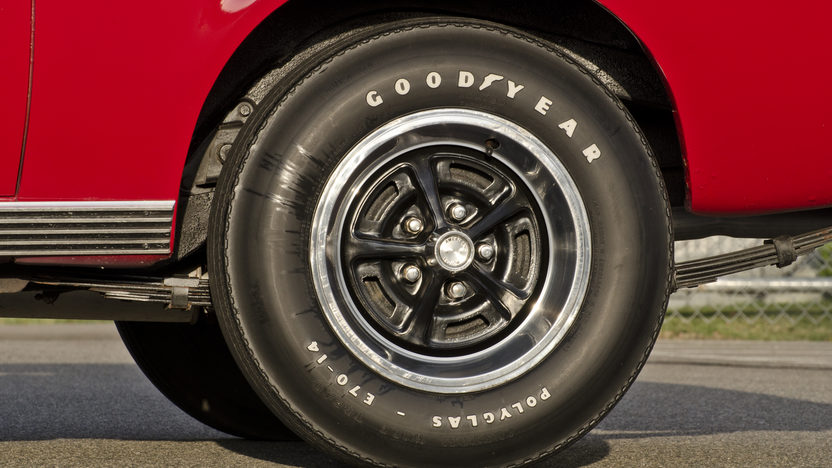 1968 AMC AMX Coupe 390 CI, 4-Speed presented as lot F307 at Kissimmee, FL 2013 - image11