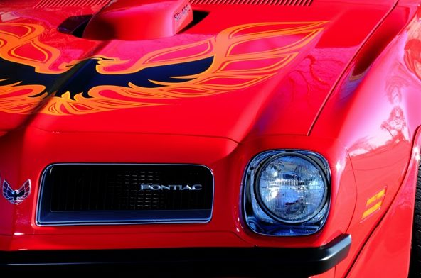 1974 Pontiac Trans Am Super Duty 455/310 HP, Automatic presented as lot F44 at Kissimmee, FL 2013 - image10