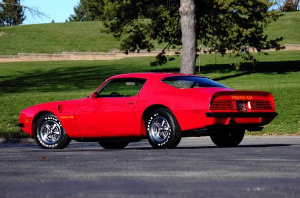 1974 Pontiac Trans Am Super Duty 455/310 HP, Automatic presented as lot F44 at Kissimmee, FL 2013 - image2