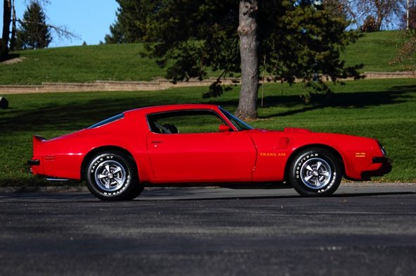 1974 Pontiac Trans Am Super Duty 455/310 HP, Automatic presented as lot F44 at Kissimmee, FL 2013 - image3