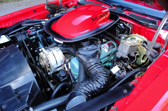 1974 Pontiac Trans Am Super Duty 455/310 HP, Automatic presented as lot F44 at Kissimmee, FL 2013 - image7