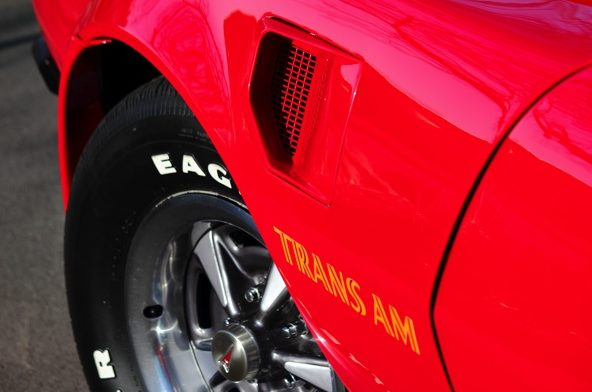 1974 Pontiac Trans Am Super Duty 455/310 HP, Automatic presented as lot F44 at Kissimmee, FL 2013 - image9