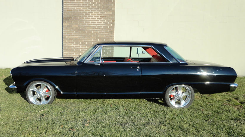 1962 Chevrolet Nova 350 CI, Automatic presented as lot F67 at Kissimmee, FL 2013 - image2