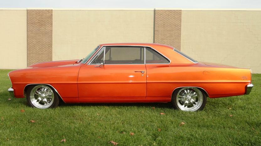 1966 Chevrolet Nova 383 CI, Automatic presented as lot F82 at Kissimmee, FL 2013 - image2