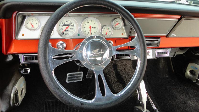1966 Chevrolet Nova 383 CI, Automatic presented as lot F82 at Kissimmee, FL 2013 - image4