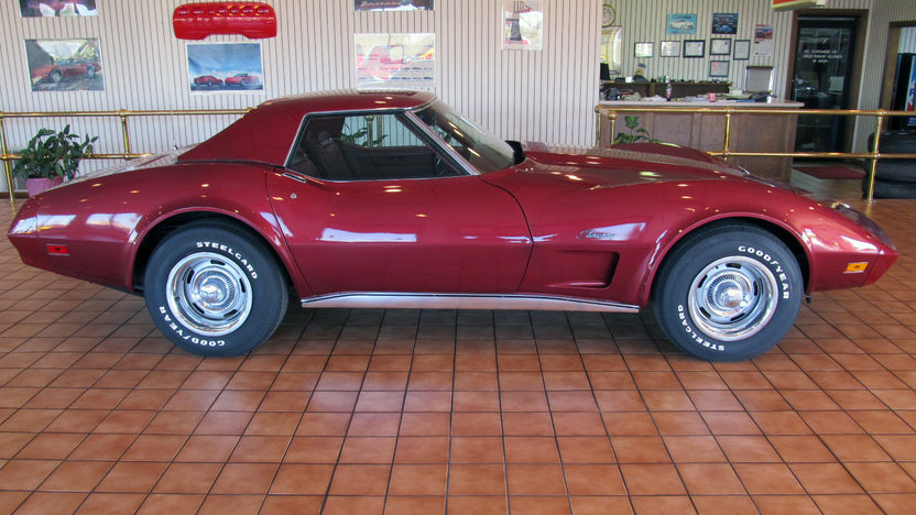 1974 Chevrolet Corvette Convertible 350/195 HP, Automatic presented as lot F155 at Kissimmee, FL 2013 - image2