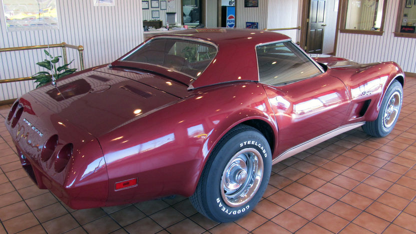 1974 Chevrolet Corvette Convertible 350/195 HP, Automatic presented as lot F155 at Kissimmee, FL 2013 - image3