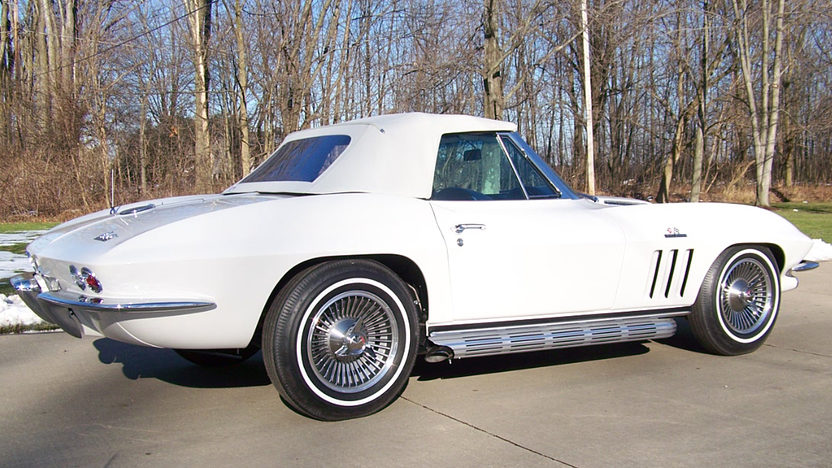 1966 Chevrolet Corvette Convertible 427/390 HP, 4-Speed presented as lot F161 at Kissimmee, FL 2013 - image2
