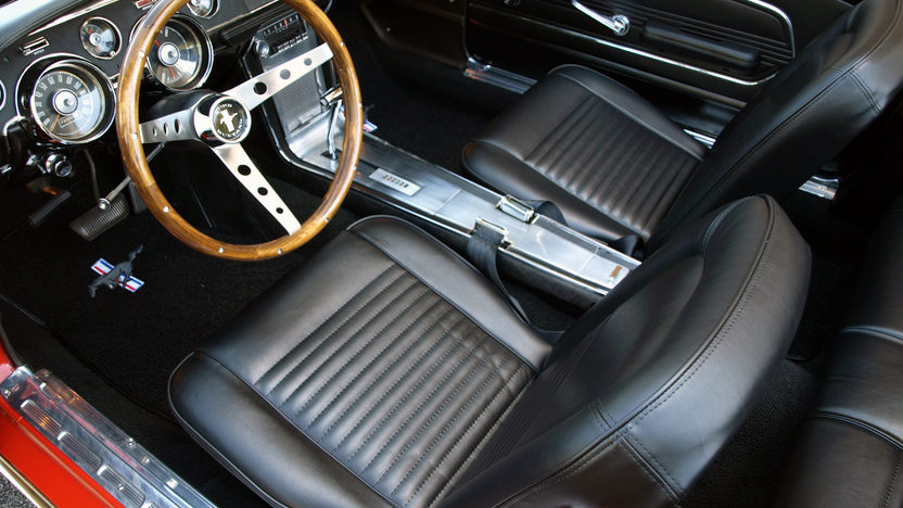 1967 Ford Mustang Convertible 289 CI, Automatic presented as lot F162 at Kissimmee, FL 2013 - image2