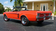 1967 Ford Mustang Convertible 289 CI, Automatic presented as lot F162 at Kissimmee, FL 2013 - thumbail image6
