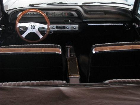 1964 Chevrolet Impala SS Convertible 327 CI, Automatic presented as lot F164 at Kissimmee, FL 2013 - image3