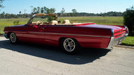 1962 Pontiac Catalina Convertible 400/365 HP, Automatic presented as lot F172 at Kissimmee, FL 2013 - thumbail image6