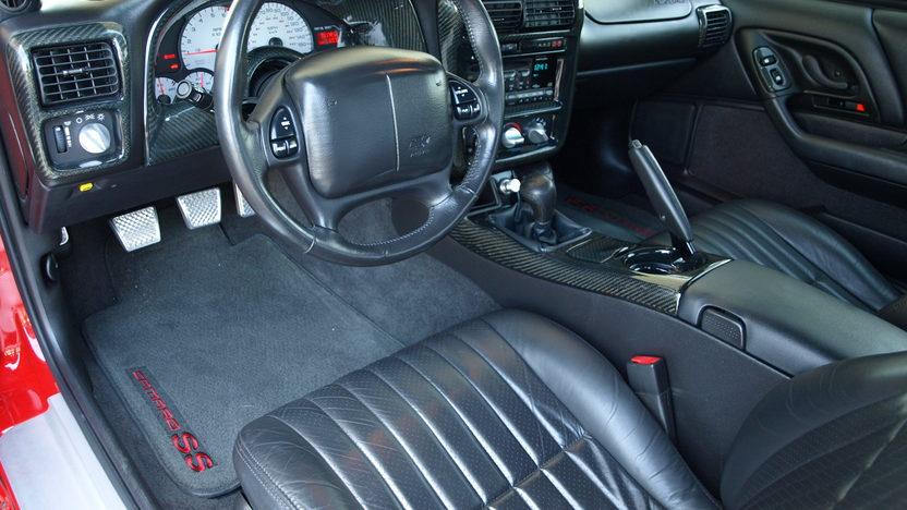 2001 Chevrolet Camaro SS SLP 350/415 HP presented as lot F193 at Kissimmee, FL 2013 - image3