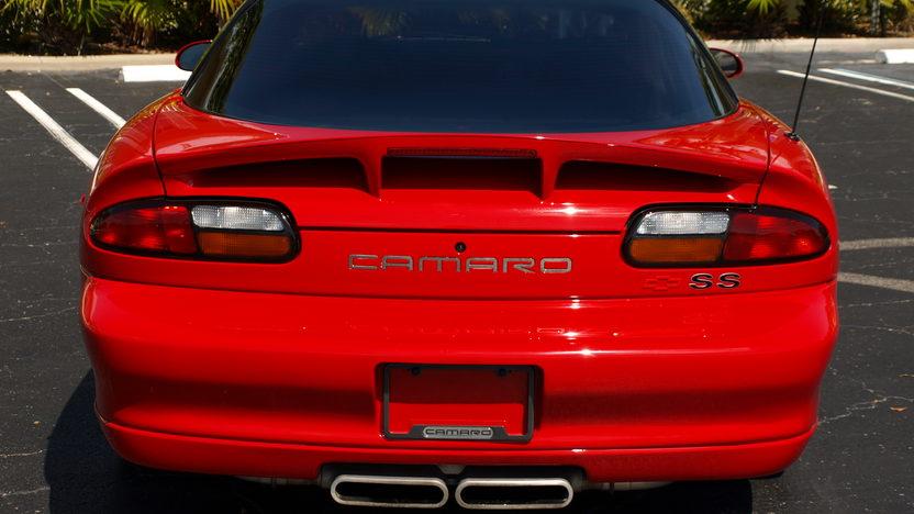 2001 Chevrolet Camaro SS SLP 350/415 HP presented as lot F193 at Kissimmee, FL 2013 - image7