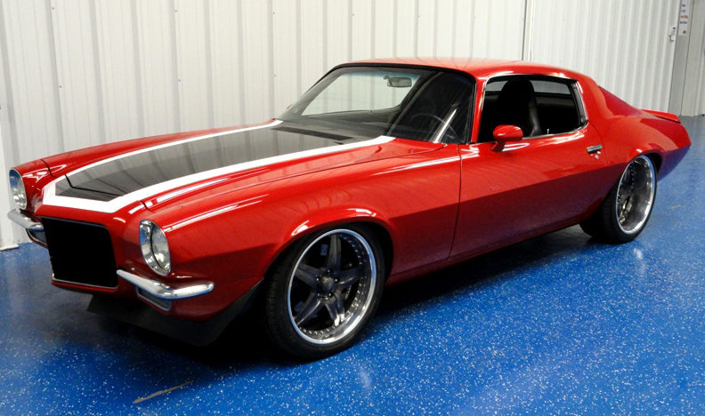 1972 Chevrolet Camaro Pro Touring LS1, 6-Speed presented as lot F214 at Kissimmee, FL 2013 - image12
