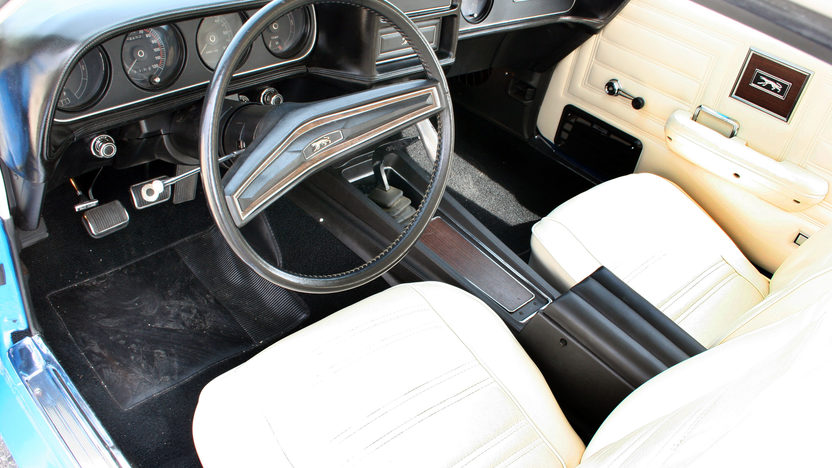 1970 Mercury Cougar Eliminator 351 CI, 4-Speed presented as lot F223 at Kissimmee, FL 2013 - image3