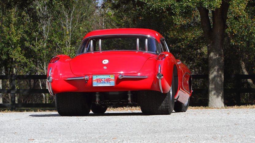 1956 Chevrolet Corvette Resto Mod Full Tube Chassis, 6-Speed presented as lot F231 at Kissimmee, FL 2013 - image12