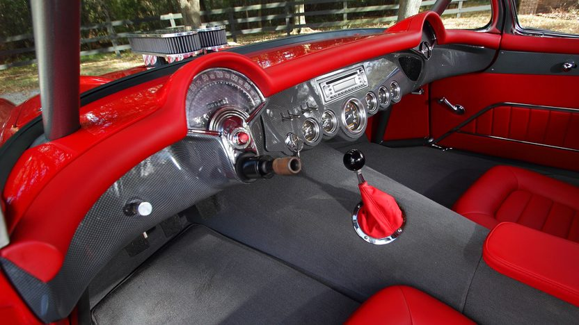 1956 Chevrolet Corvette Resto Mod Full Tube Chassis, 6-Speed presented as lot F231 at Kissimmee, FL 2013 - image5