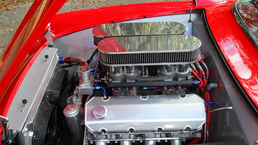 1956 Chevrolet Corvette Resto Mod Full Tube Chassis, 6-Speed presented as lot F231 at Kissimmee, FL 2013 - image6