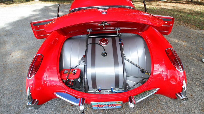 1956 Chevrolet Corvette Resto Mod Full Tube Chassis, 6-Speed presented as lot F231 at Kissimmee, FL 2013 - image8