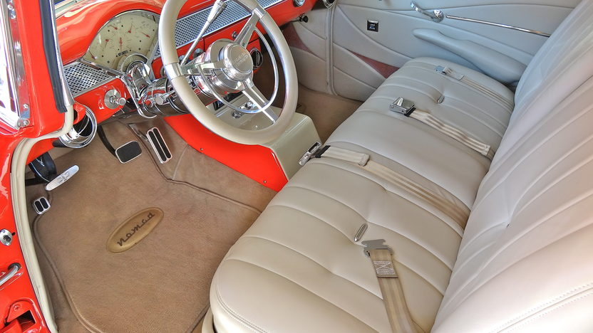 1955 Chevrolet Nomad Wagon LS6, 4-Link Rear, Mini Tubbed presented as lot F234 at Kissimmee, FL 2013 - image4