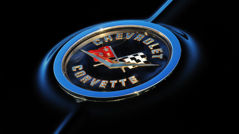 1962 Chevrolet Corvette Big Brake Tanker 327/360 HP, 24K Gold, Triple Crown presented as lot F245 at Kissimmee, FL 2013 - image10