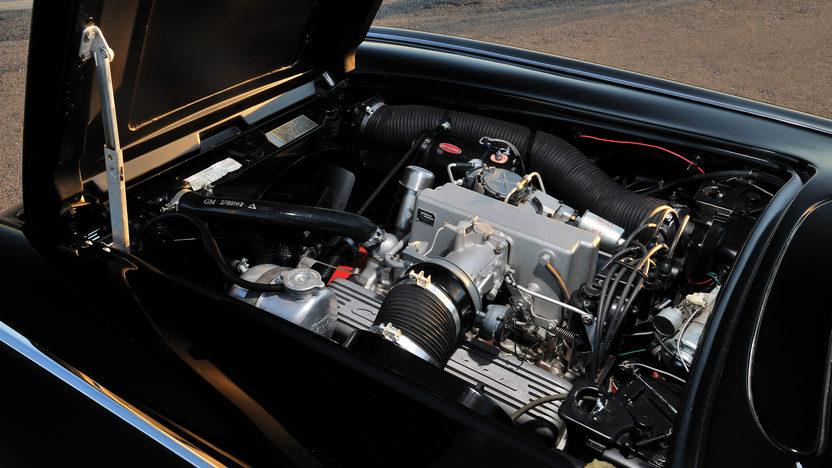 1962 Chevrolet Corvette Big Brake Tanker 327/360 HP, 24K Gold, Triple Crown presented as lot F245 at Kissimmee, FL 2013 - image6