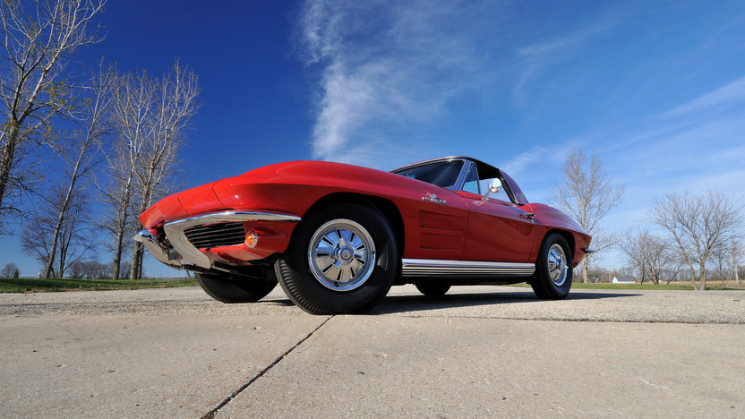 1964 Chevrolet Corvette Convertible 327/375 HP, All Original presented as lot F247 at Kissimmee, FL 2013 - image12