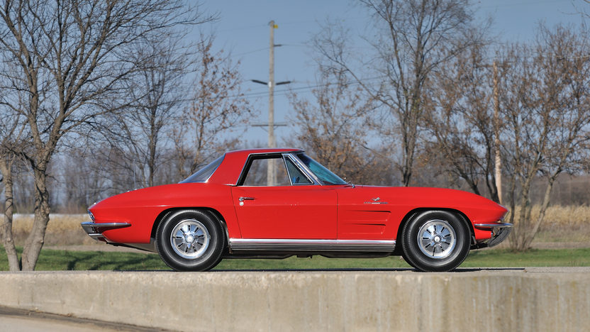 1964 Chevrolet Corvette Convertible 327/375 HP, All Original presented as lot F247 at Kissimmee, FL 2013 - image2