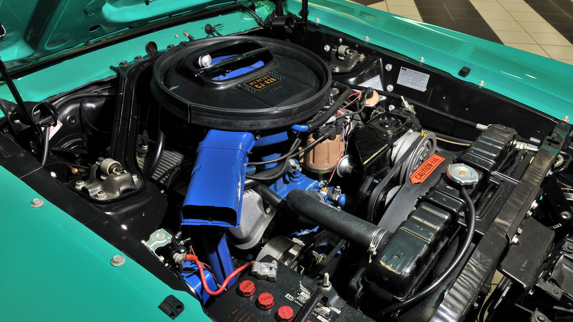 1970 Mercury Cougar Eliminator 428 CJ, Rotisserie Restoration presented as lot F258 at Kissimmee, FL 2013 - image4