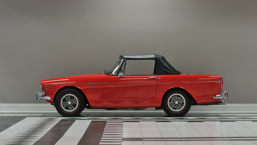 1965 Sunbeam Tiger Mark I 260 CI, 4-Speed, LAT Wheels presented as lot F261 at Kissimmee, FL 2013 - image11