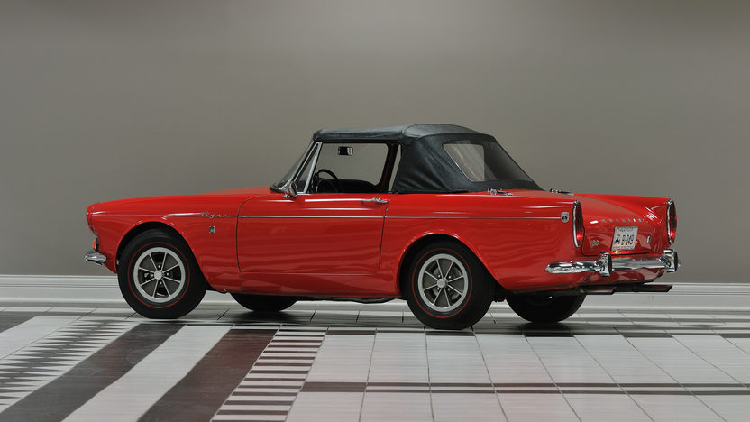 1965 Sunbeam Tiger Mark I 260 CI, 4-Speed, LAT Wheels presented as lot F261 at Kissimmee, FL 2013 - image2