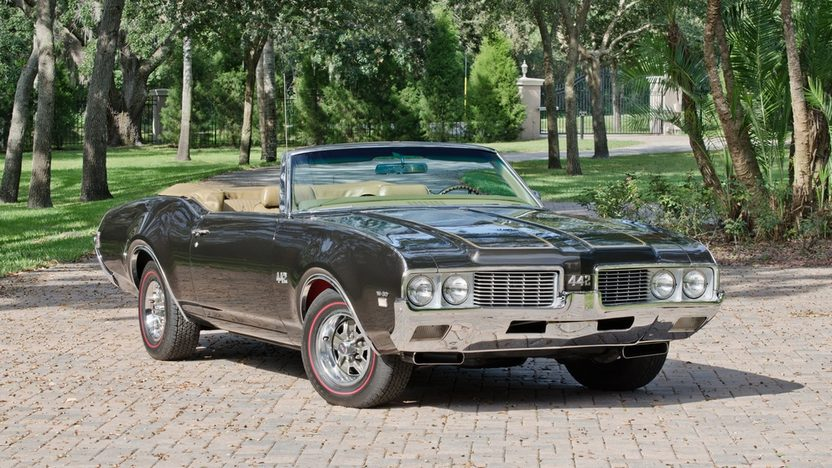 1969 Oldsmobile 442 W-30 Convertible Original Engine and 4-Speed presented as lot F265 at Kissimmee, FL 2013 - image11