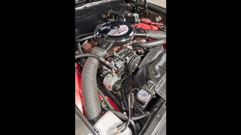1969 Oldsmobile 442 W-30 Convertible Original Engine and 4-Speed presented as lot F265 at Kissimmee, FL 2013 - image7