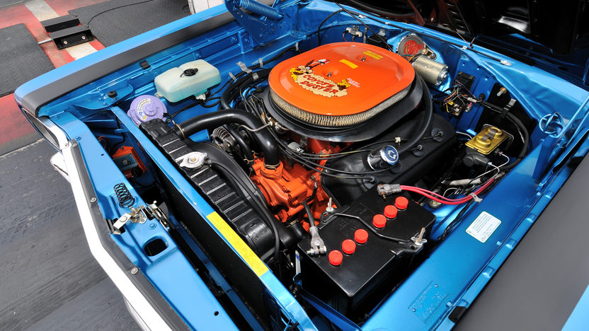 1969 Plymouth Hemi Road Runner 426/425 HP, 4-Speed presented as lot F280 at Kissimmee, FL 2013 - image7