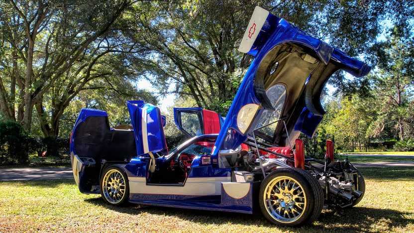 1985 Chevrolet Corvette GTP Replica 383 CI, 5-Speed presented as lot F281 at Kissimmee, FL 2013 - image12