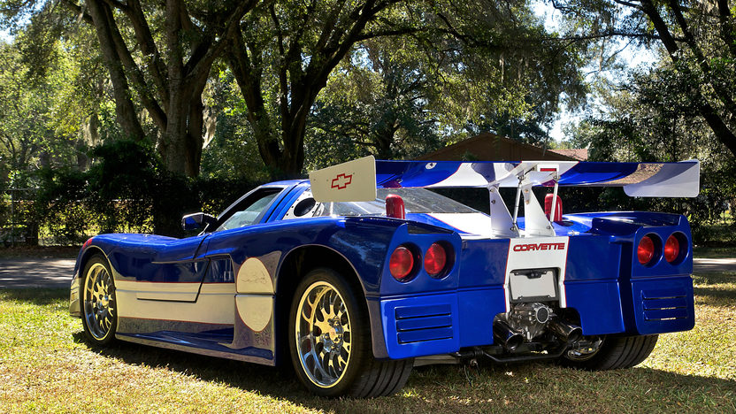 1985 Chevrolet Corvette GTP Replica 383 CI, 5-Speed presented as lot F281 at Kissimmee, FL 2013 - image2