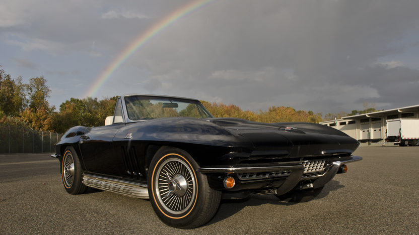 1966 Chevrolet Corvette Convertible 427/390 HP, 4-Speed presented as lot F297 at Kissimmee, FL 2013 - image11