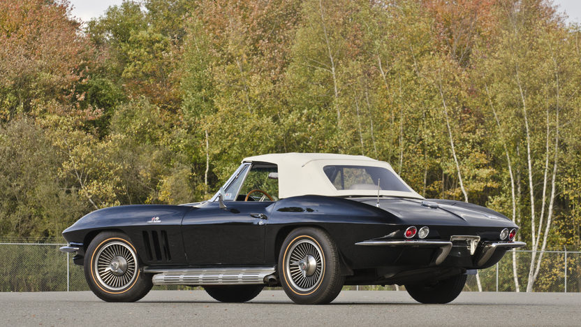 1966 Chevrolet Corvette Convertible 427/390 HP, 4-Speed presented as lot F297 at Kissimmee, FL 2013 - image2