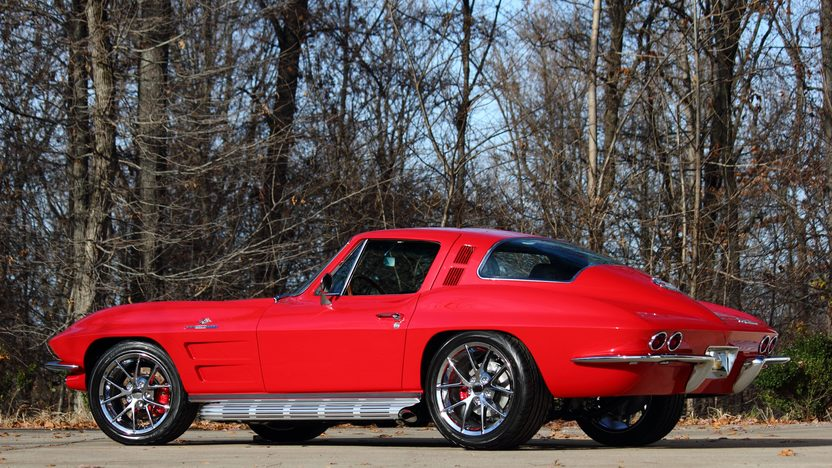 1964 Chevrolet Corvette Resto Mod 427 CI, 5-Speed presented as lot F300 at Kissimmee, FL 2013 - image11
