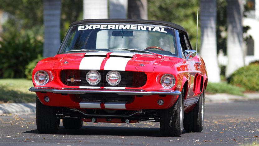 1967 Ford Mustang Convertible Shelby EXP 500 Replica presented as lot F301 at Kissimmee, FL 2013 - image2