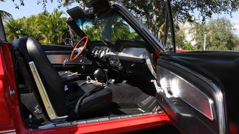 1967 Ford Mustang Convertible Shelby EXP 500 Replica presented as lot F301 at Kissimmee, FL 2013 - image5