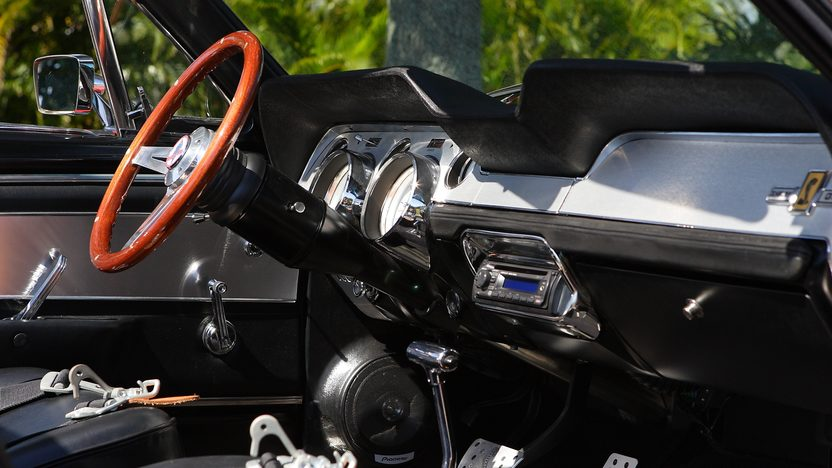 1967 Ford Mustang Convertible Shelby EXP 500 Replica presented as lot F301 at Kissimmee, FL 2013 - image6